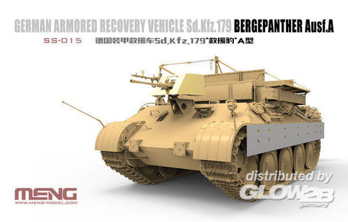 Bergepanther Ausf. A SdKfz 179 in 1:35