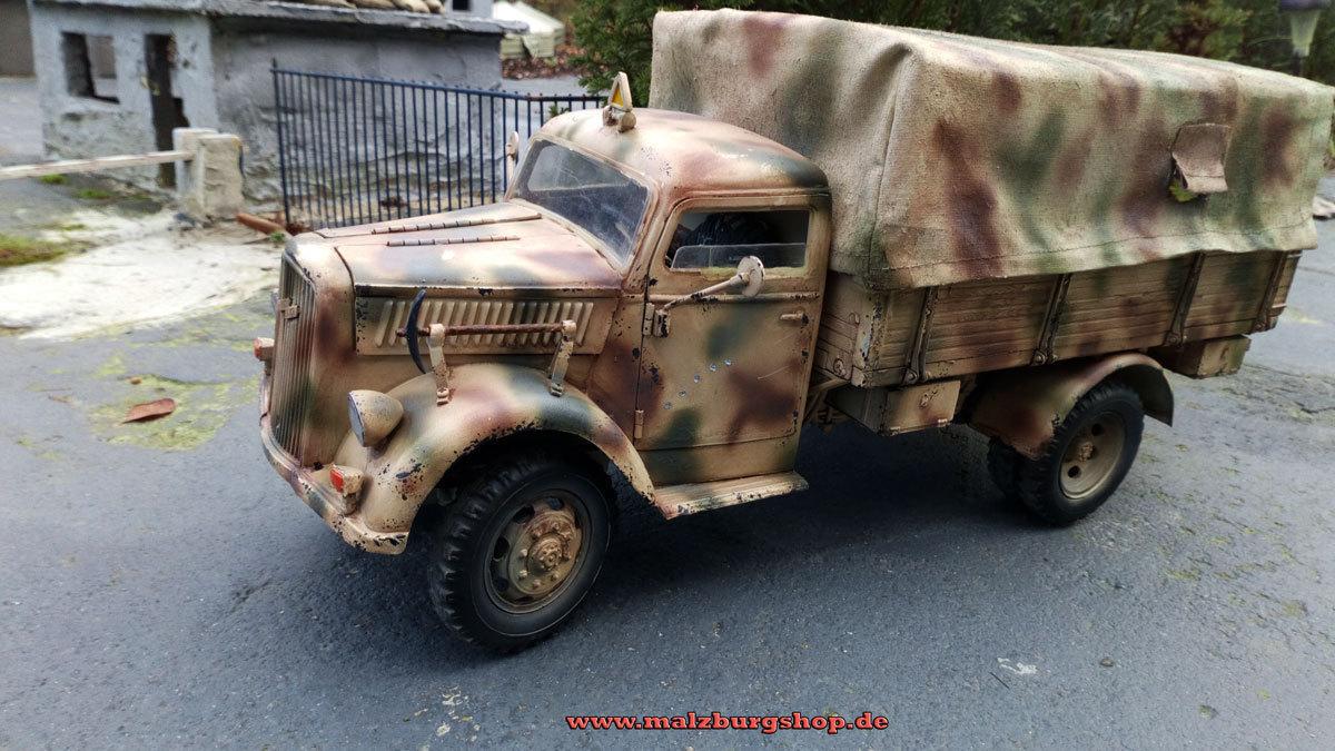 MAE~*Opel Blitz*~RC 3 Tonner der Wehrmacht ~ Sonderanfertigung ~ 1 ...