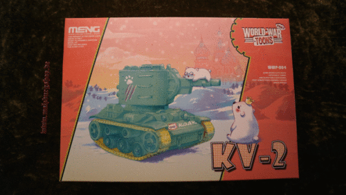 KV-2 (Cartoon Model)