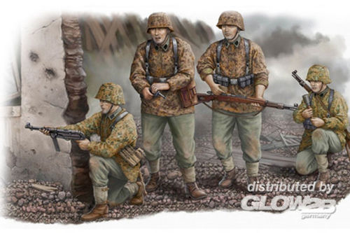 Trumpeter: Waffen SS in 1:35 [9360405]