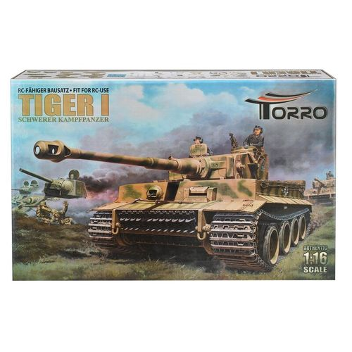 1/16 Kit RC Tiger I