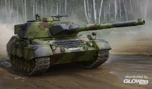 Hobby Boss: Leopard 1A5 MBT in 1:35